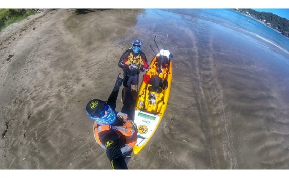 Viking Kayaks - NZ - Tempo 2 - Specialized Double Fishing