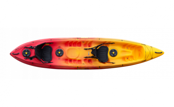 Viking Kayaks - NZ - Viking 2 + 1 - Double,Triple or Solo