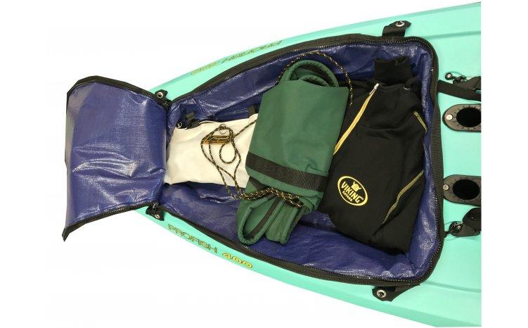 Viking kayaks nz insulated fish bag profish 400 for Insulated fish bag