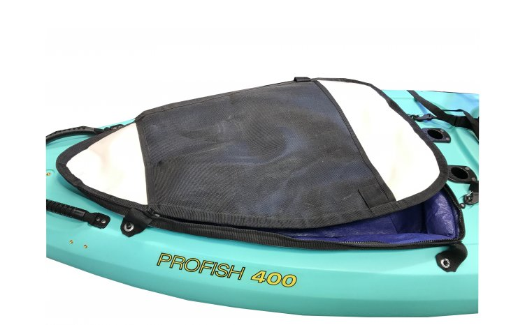 Viking kayaks nz insulated fish bag profish 400 for Kayak fish bag