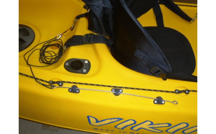viking kayaks nz fish stringer stainless steel 1090