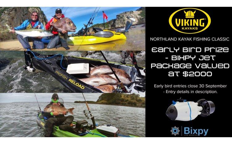 Viking Kayaks - NZ - Kayak Fishing Competitions 3333 - Kayak
