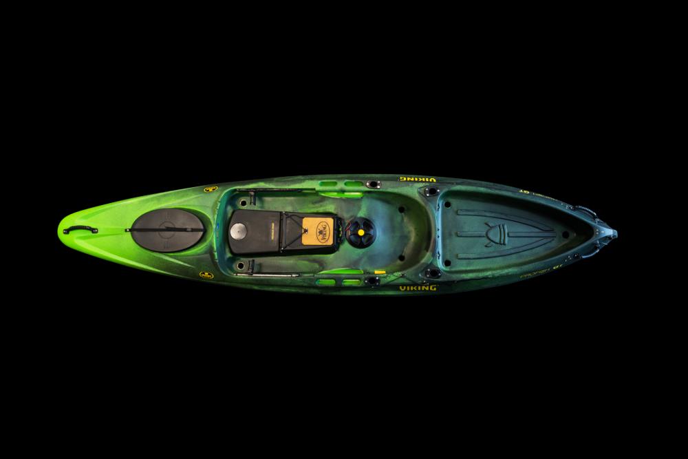 Viking Kayaks - NZ - Profish GT - Ultra Stable Fishing Kayak 2489
