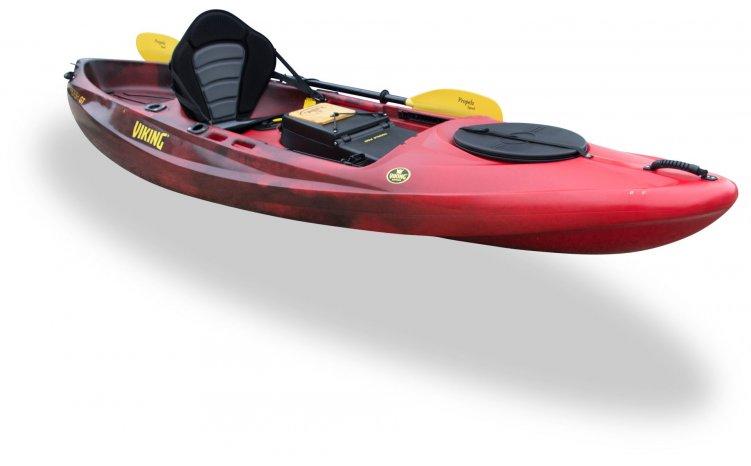 Viking kayaks nz profish gt ultra stable fishing for Most stable fishing kayak