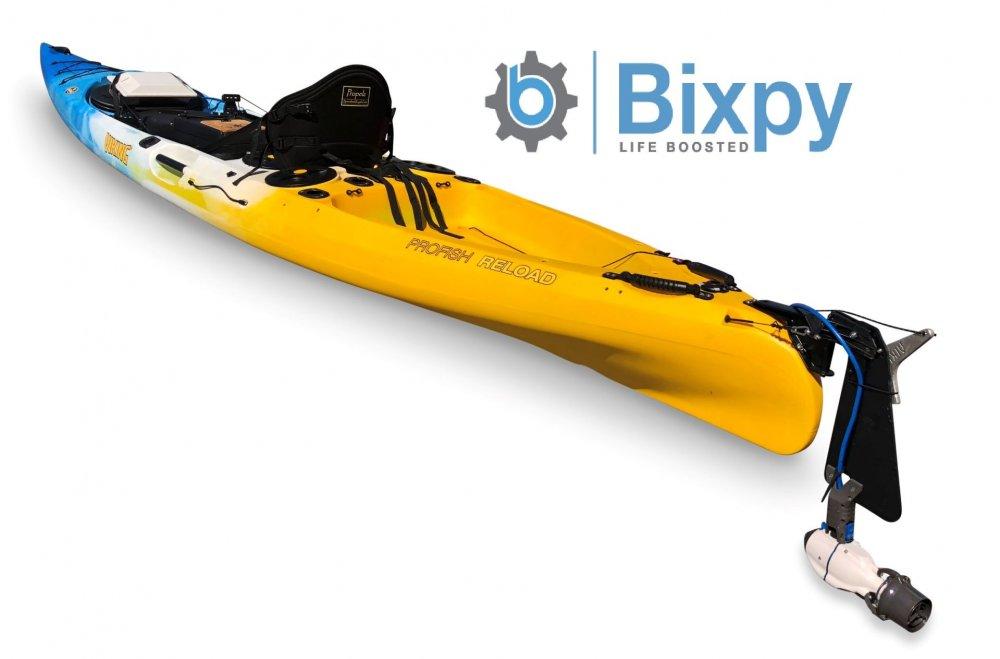 Viking Kayaks - NZ - Profish Reload E - Bixpy Electric Jet