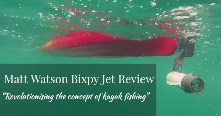 Matt Watson Reviews the Bixpy Jet Motor