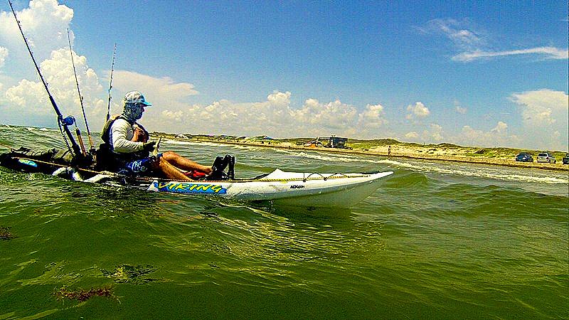 Kayak Fishing Port Aransas Images And Wallpaper
