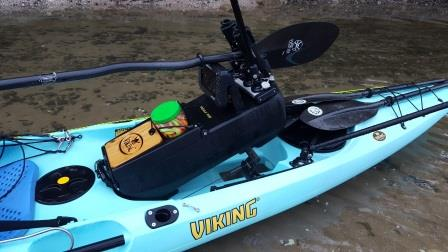 Viking Kayaks - NZ - Fish Finder - Fit TotalScan Transducer